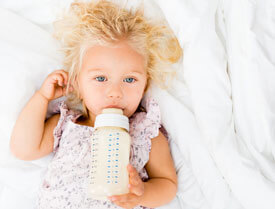 Baby Bottle Tooth Decay - Pediatric Dentist in Avon, CT